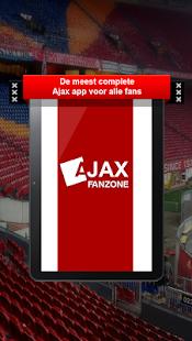 Ajax Fanzone - screenshot thumbnail