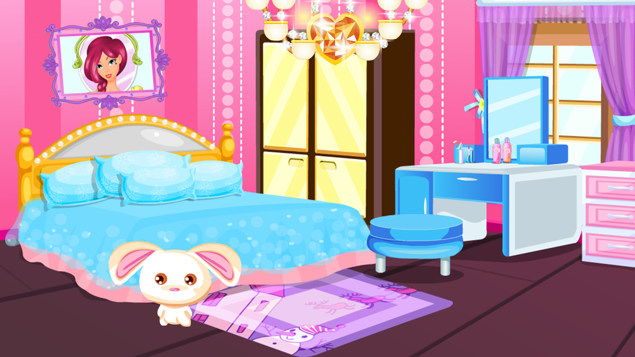 Princess Room Decoration- screenshot