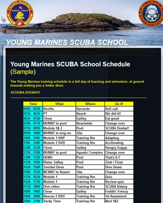 玩教育App|YM SCUBA School免費|APP試玩