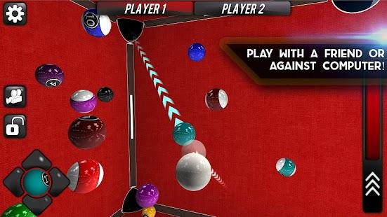 Space Pool 3D Pro - screenshot thumbnail