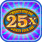 Twenty Five Pay Slots icon