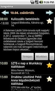 iszegedma- screenshot thumbnail