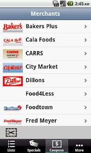 Grocery Pal (In-Store Savings) screenshot 4