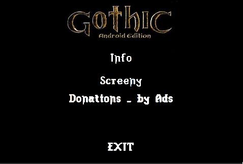 Gothic AE Info