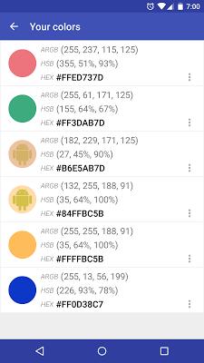 RGB Tool - screenshot