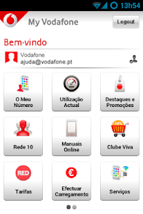 My Vodafone Screenshot 9