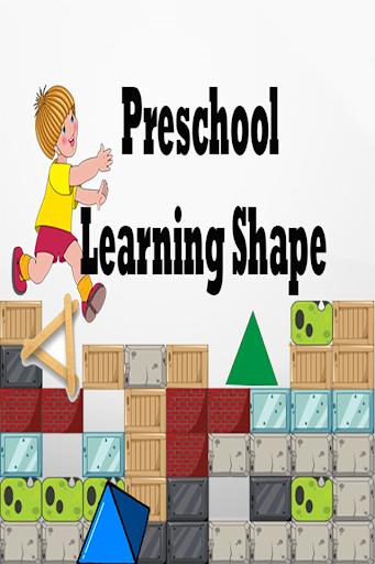 Preschool Learning Shape
