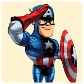 SuperHero Puzzle Game For Kids