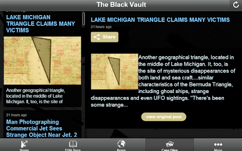 The Black Vault- screenshot thumbnail