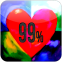 Love Calculator HD Pro icon