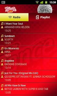 Dance radio- screenshot thumbnail
