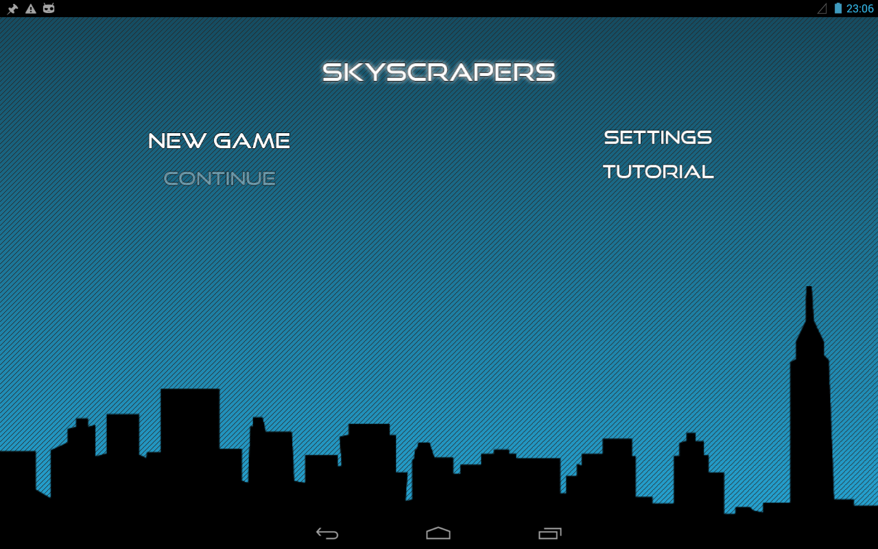 Skyscrapers - screenshot