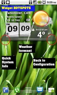 App 3D Digital Weather Clock APK for Windows Phone