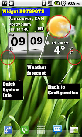 3D Digital Weather Clock 4.2.4 screenshot 943