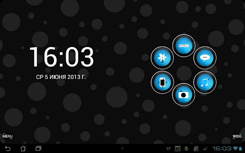 GSLTHEME MiNiMUM SmartLauncher - screenshot thumbnail