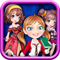 Girls games - Magic 4 in 1 icon