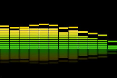 EQ Bars - Audio Spectrum - screenshot thumbnail