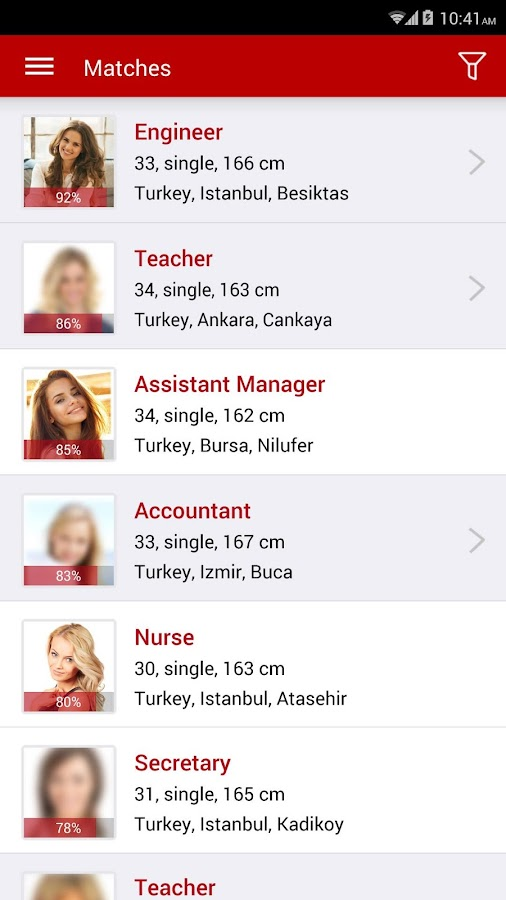 eÇift – Turkish Online Dating- screenshot