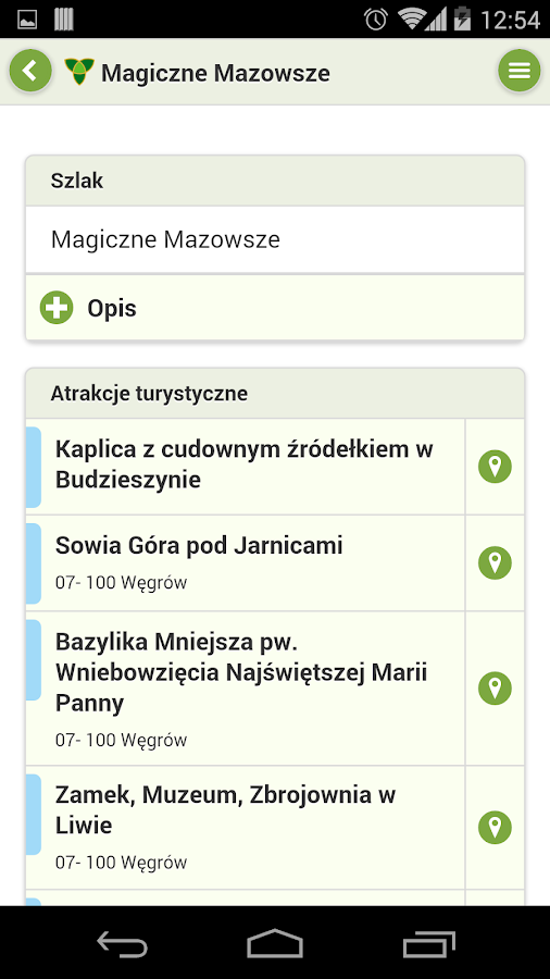 Magic Mazovia- screenshot