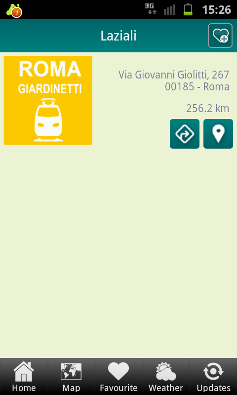 InRoma - screenshot