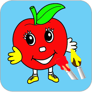 Go more links apk COLORING BOOK: FRUIT  for HTC one M9