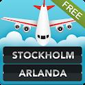 Stockholm Arlanda Airport Info icon