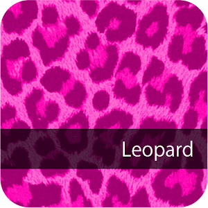 Light pink leopard wallpaper - photo#13