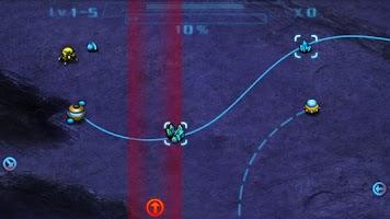 Screenshot of Astral Commander LITE