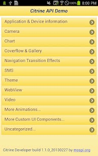 MOML Application Viewer(devel)- screenshot thumbnail