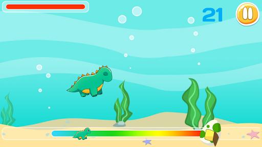 Dino Underwater Journey
