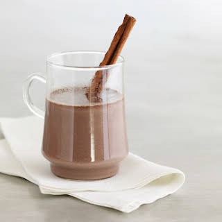 Spicy Hot Cocoa with Kahlua.