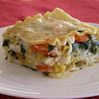 Garden- Style Lasagna