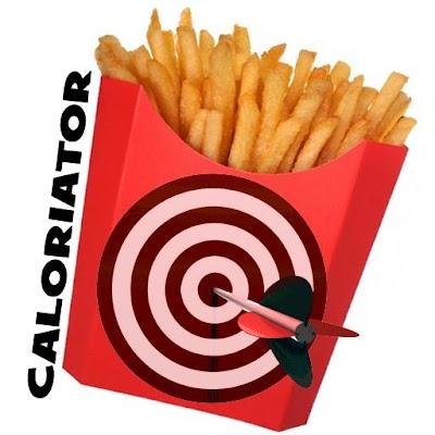 Caloriator calories calculator
