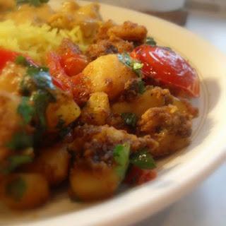 *Bombay Potatoes* Recipe