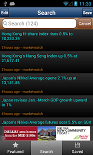 inoStockNews stock news- screenshot thumbnail