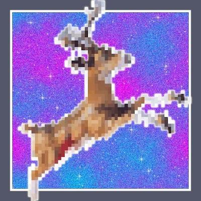 Reindeer Taps