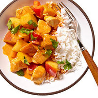 Chicken-Apple Curry