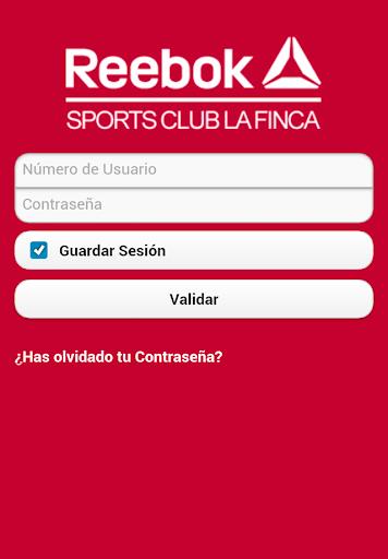 Reebok Sport Club La Finca