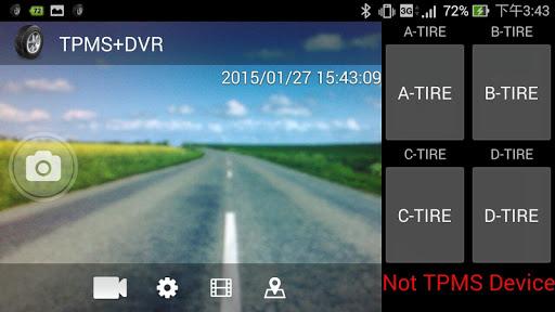 TPMS+DVR