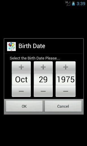 Birthday Secrets