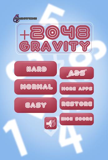 Gravity 2048