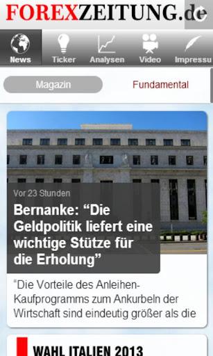 Forexzeitung