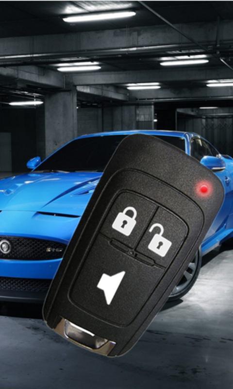 Car Key Simulator - screenshot