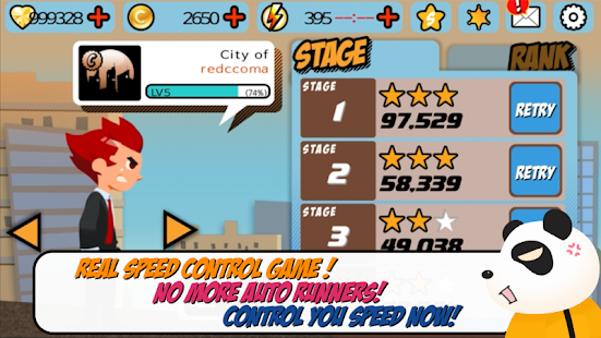 I am Hero for Tango-run game- screenshot thumbnail