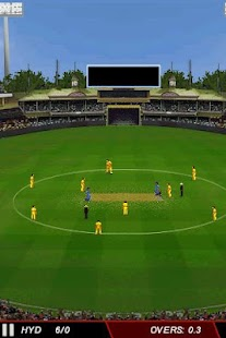 Pepsi T20 Cricket - screenshot thumbnail