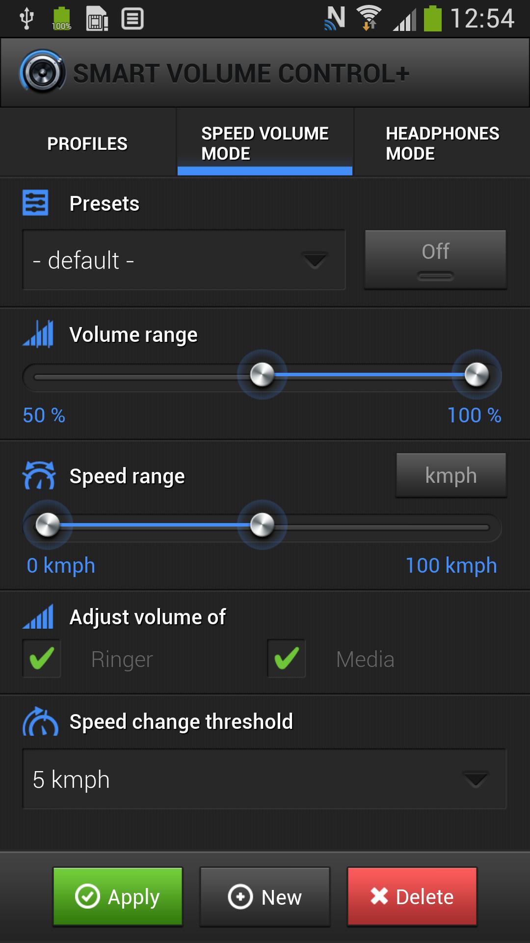 Smart Volume Control + screenshot #7