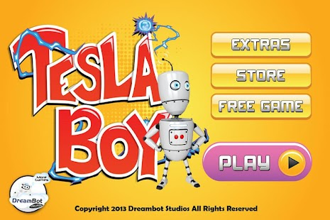 Tesla Boy Robot Time Traveller - screenshot thumbnail