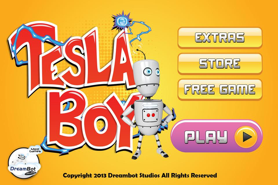 Tesla Boy Robot Time Traveller - screenshot