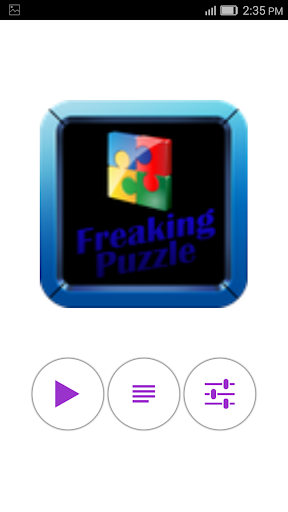Freaking Puzzle Game For Kids