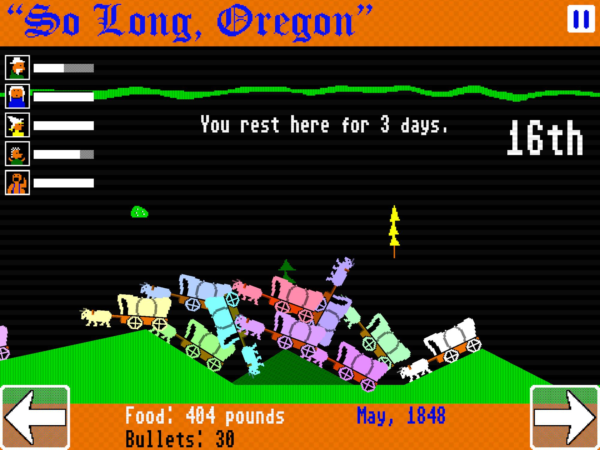 So Long, Oregon! screenshot #11